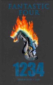 Fantastic Four. Issue 1-4. 1234