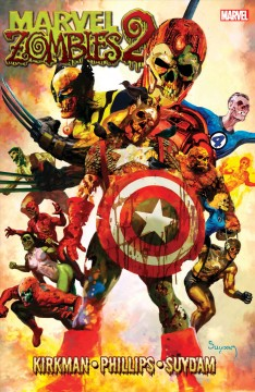 Marvel zombies 2. Issue 1-5