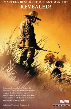 Wolverine. Issue 1-6. The origin