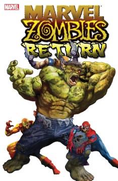 Marvel zombies return. Issue 1-5