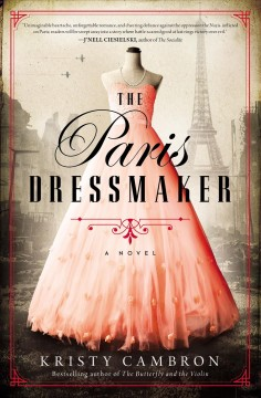The Paris dressmaker Kristy Cambron.