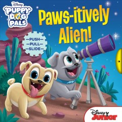 Paws-itively Alien!