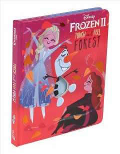 Disney Frozen 2 Touch and Feel