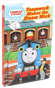 Thomas and Friends Teamwork Makes the Steam Work