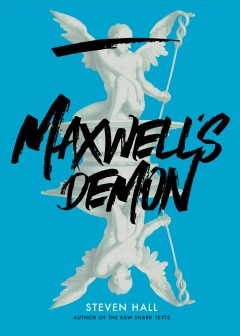 Maxwell's demon Steven Hall.