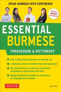 Essential Burmese Phrasebook & Dictionary : Speak Burmese With Confidence