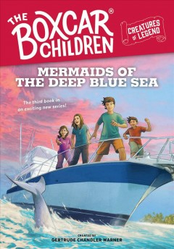 Mermaids of the Deep Blue Sea