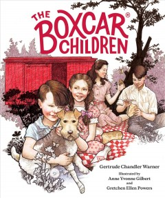 The boxcar children : fully illustrated edition