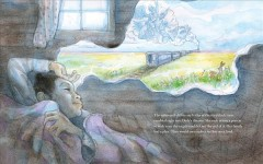 Follow me down to Nicodemus town : based on the history of the African American pioneer settlement / A. LaFaye ; pictures by Nicole Tadgell.