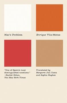 Mac's problem : a novel