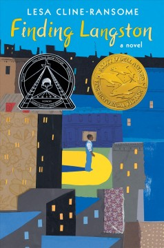 Finding Langston by Lesa Cline-Ransome.
