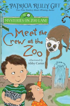 Meet the crew at the zoo