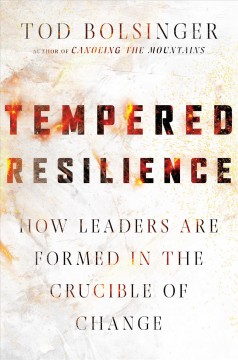 Tempered resilience : how leaders are formed in the crucible of change