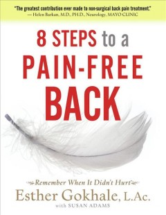 8 steps to a pain-free back : natural posture solutions for pain in the back, neck, shoulder, hip, knee, and foot
