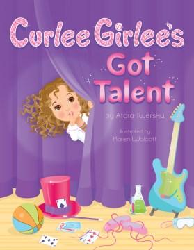 Curlee Girlee's got talent