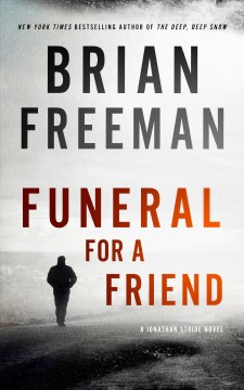 Funeral for a friend Brian Freeman.