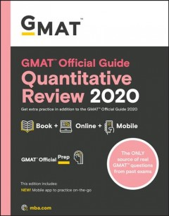 Gmat Official Guide 2020 Quantitative Review