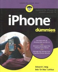Iphone for Dummies : Updated for Ios 14 and Iphone 12