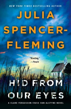 Hid from our eyes Julia Spencer-Fleming.