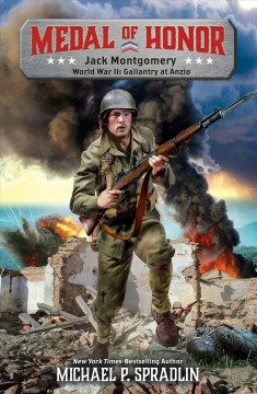 Jack Montgomery : World War II : gallantry at Anzio