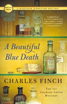A beautiful blue death / Charles Finch.