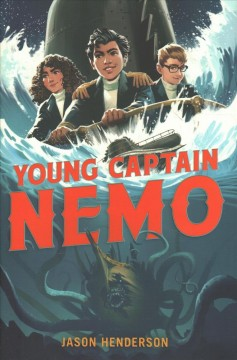 Young Captain Nemo : The Door into the Deep
