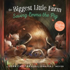 Saving Emma the pig / A Tale from Apricot Lane Farms