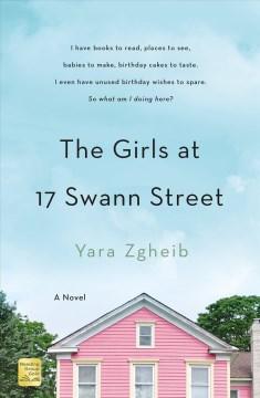 The girls at 17 Swann Street Yara Zgheib.