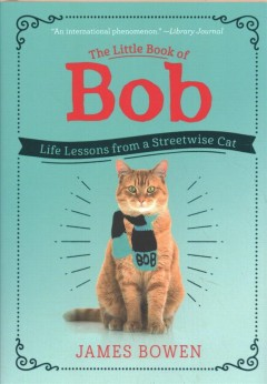 The little book of Bob : life lessons from a streetwise cat / James Bowen.