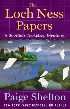 The Loch Ness papers Paige Shelton.