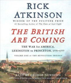 The British Are Coming (CD)