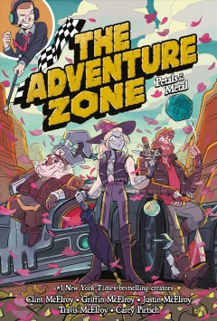 The Adventure Zone 3 : Petals to the Metal