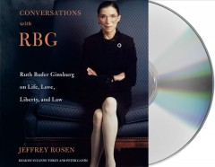 Conversations With Rbg (CD)