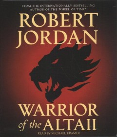 Warrior of the Altaii (CD)