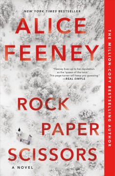 Rock paper scissors Alice Feeney.