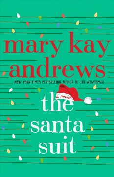 The Santa suit Mary Kay Andrews.
