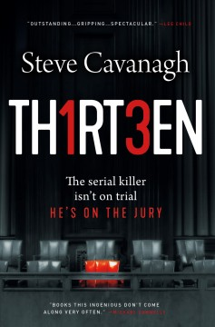 Thirteen / Steve Cavanagh.