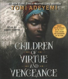 Children of Virtue and Vengeance (CD)