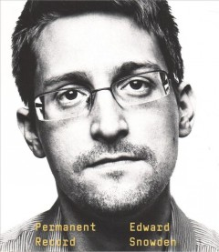 Permanent record / Edward Snowden.