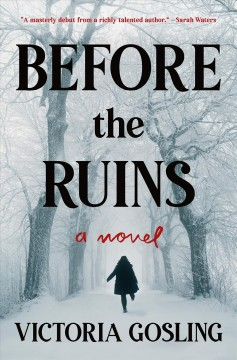 Before the ruins : a novel / Victoria Gosling.