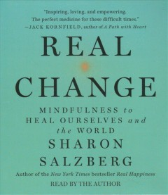 Real Change (CD)