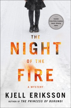 The night of the fire : a mystery