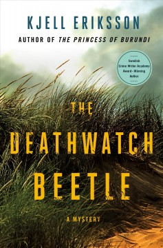 The deathwatch beetle : a mystery