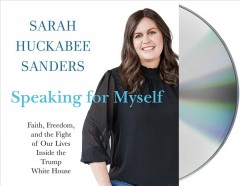 Speaking for Myself (CD)