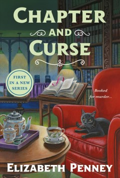Chapter and curse / Elizabeth Penney.