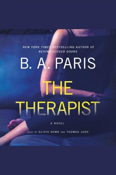 The therapist [electronic resource] / B.A. Paris.