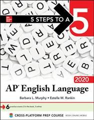 5 Steps to a 5 AP English Language 2020