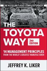 The Toyota way : 14 principles from the world's greatest manufacturer