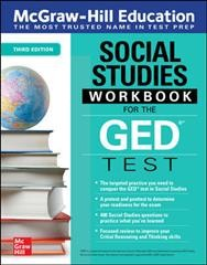 Mcgraw-hill Education Social Studies for the Ged Test
