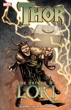 Thor. Issue 1-4. The trials of Loki